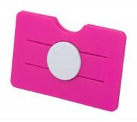 140572c-25 Etui na kartę kredytową z pierścieniem