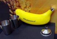 517984c Zestaw piersiówka w kształcie banana
