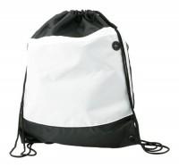 146173c-01 Plecak worek dwukolorowy i miejsce na słuchawki