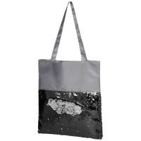 12046400f Cekinowa torba na zakupy Mermaid