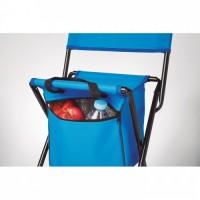 6112m-37 Składane krzesło z torbą lodówką