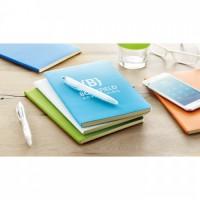 6116m-12 Notes A5 kolor z uchwytem na długopis