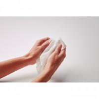 9829m-13 Sprasowane ręczniki pakowane jednostkowo