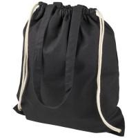 12027601f Plecak bawełniany 240 g/m² ze sznurkiem ściągającym