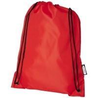 12046103f Plecak Oriole ze sznurkiem ściągającym z recyklowanego plastiku PET