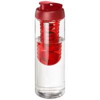 21069202f Bidon H2O Base® z o pojemności 850 ml z otwieranym wieczkiem i zaparzaczem