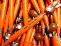 934480c-A Długopis DREWNIANY z figurką