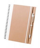 104979c-01 Notes A5 eko z długopisem