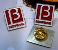 Pins SREBRNY Pins srebrny wg indywidualnego kształtu
