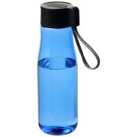 10060901f Bidon Ara Tritan™ z kablem do ładowania o pojemności 640 ml
