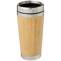 10063636f Kubek Bambus z bambusowym wykończeniem o pojemności 450 ml