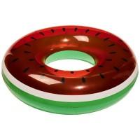10071100f Nadmuchiwane koło do pływania Watermelon