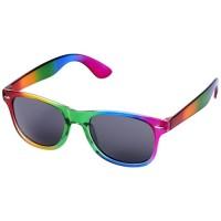 10100400f Tęczowe okulary przeciwsłoneczne Sun Ray