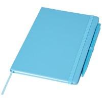 10741502f Średniej wielkości notatnik Prime z długopisem
