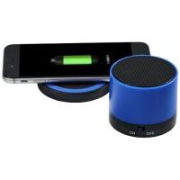 13500702f Głośnik Cosmic Bluetooth® z podkładką do ładowania bezprzewodowego