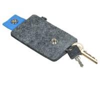 76871p-05 Etui z filcu na klucze