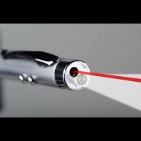54223p Długopis z wskaźnikiem laserowym
