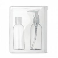 9955m-22 Zestaw butelek do dezynfekcji z PET