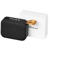 12413300f Materiałowy głośnik Bluetooth® Fashion