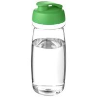 21005421f Bidon H2O Pulse® o pojemności 600 ml z wieczkiem zaciskowym