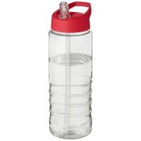 21087712f Bidon H2O Treble o pojemności 750 ml z wieczkiem z dzióbkiem