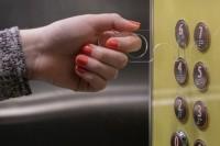 839971c-01T Klucz higieniczny z brelokiem