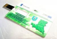 USB credit card 16GB Pamięć USB karta kredytowa