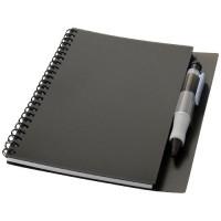 10617900f notes A5 w LINIE na spirali z długopisem