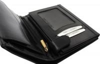 358-013 portfel skórzany zabezpieczenie RFID 358-013 portfel skórzany zabezpieczenie RFID