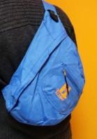 AP761065c Plecak jednokolorowy na ramię