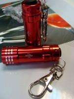 036081c-05 mini latarka z karabińczykiem