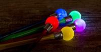 AP741703c długopis z diodą LED
