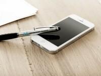 7942m Przekręcany długopis do urządzeń z ekranem dotykowym
