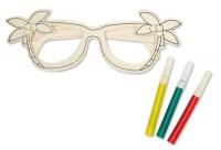 8247m drewniane okulary