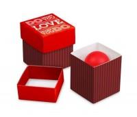 Pudełko na JEDNĄ czekoladkę Pudełko na JEDNĄ czekoladkę