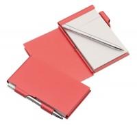 AP791045c Aluminiowy notatnik