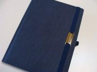38009a notes z metalowa blaszką