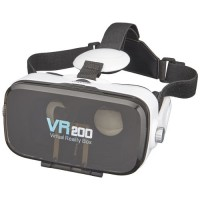1PA40200f Virtual Reality Glasses with Earbuds VR200