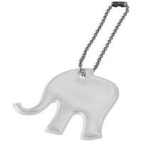 1PR02701f Zawieszka odblaskowa słoń