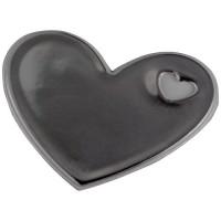1PR03801f Naklejki odblaskowe serca