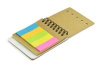 17603a notes z karteczkami w twardej oprawie