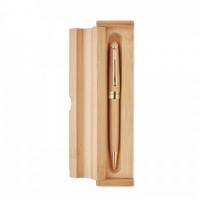 9912m-40 Bambusowy długopis