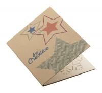 864671c-F Karta/kartka świąteczna - płatek śniegu