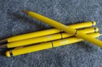 19511a metalowy z kolorowym korpusem długopis touch pen