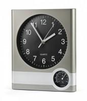 03066a zegar ścienny z termometrem