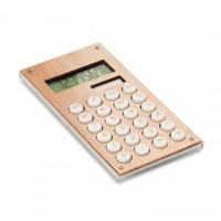 6215m-40 8-cyfrowy kalkulator bambusowy