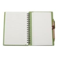42266p-05 notes w ekoskórze z długopisem
