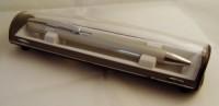 GE ZD1 czarne GENIUS długopis w czarnym etui