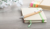 940380c Długopis bambusowy