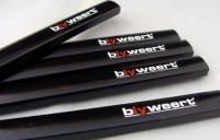 37927p-02 Ołówek stolarski, czarny - druga jakość
